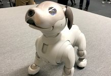 Sony AIBO Pet Puppy Robot